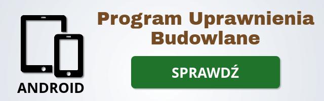 Program Uprawnienia Budowlane Android
