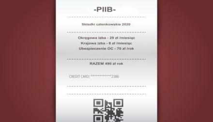 PIIB składki 2020
