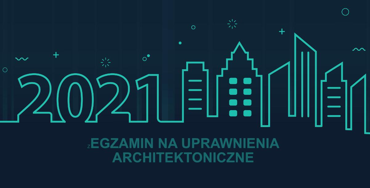 przepisy na uprawnienia architektoniczne ZIMA 2021 IARP
